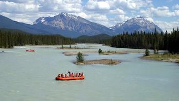 Jasper National Park Easy Rafting & Scenic Float Trip