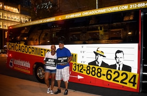 Night Crime, Mobsters & Gangsters Bus Tour
