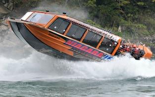 Niagara River Gorge Jet Boat Adventure