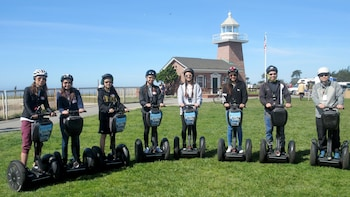 Santa Cruz Lighthouse Segway Tour