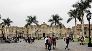 Tour zu den Highlights von Lima in kleiner Gruppe