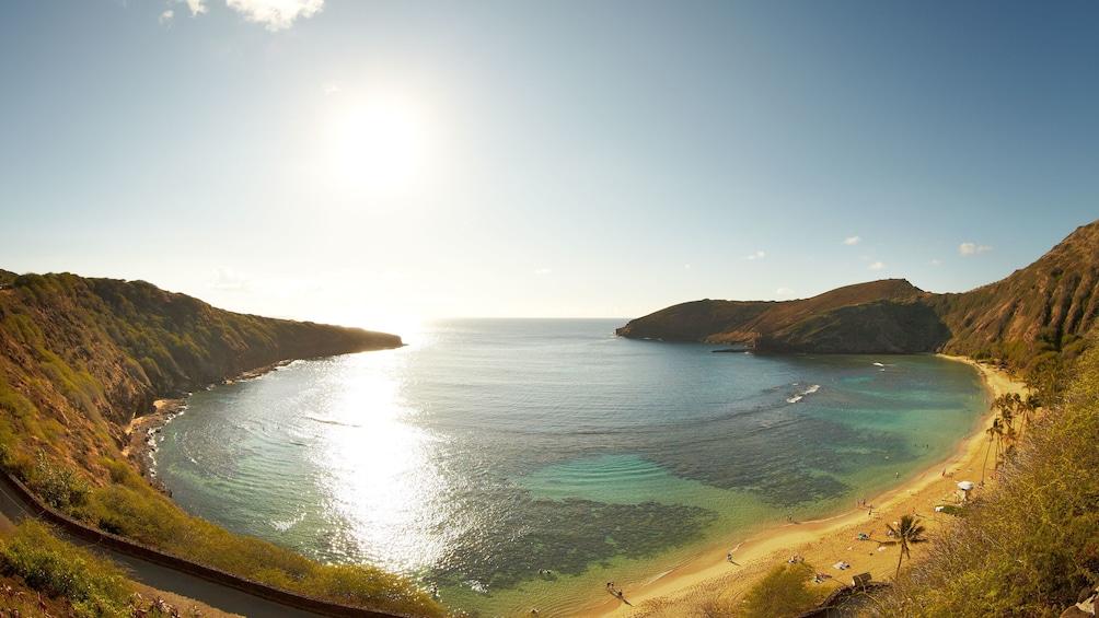 Ocean view in Oahu