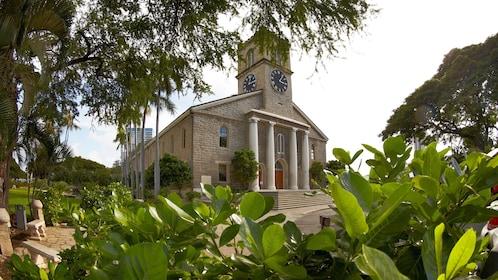 Kawaiahao Church in Oahu