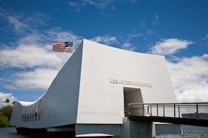 Pearl Harbor & Arizona Memorial Half-Day Tour
