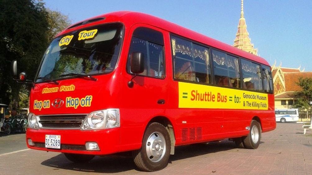 Show item 1 of 5. Phnom Penh Shuttle Bus