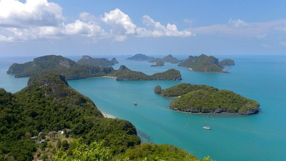 Show item 3 of 5. Series of islands in Bangkok
