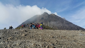 Private Night-time Hiking Tour of Mount Merapi with Sunrise Viewing