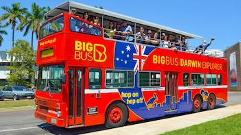 Darwin Hop-On Hop-Off Bus Tour