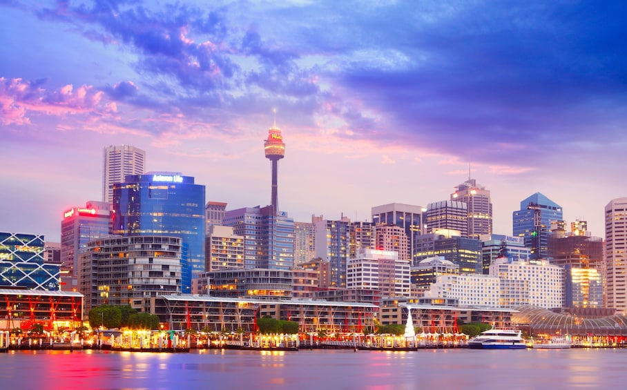 Show item 5 of 8. Sydney Hop-On Hop-Off Big Bus Tour