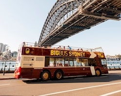 Hop-on-Hop-off-Tour mit Big Bus durch Sydney