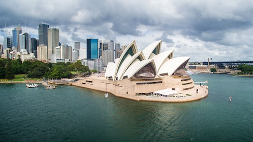 View of the Sydney Opera House