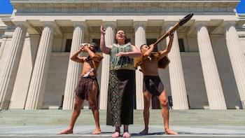 Maori Cultural Performance & Auckland Museum Tickets