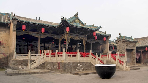 Day view of Pingyao Ancient City in China