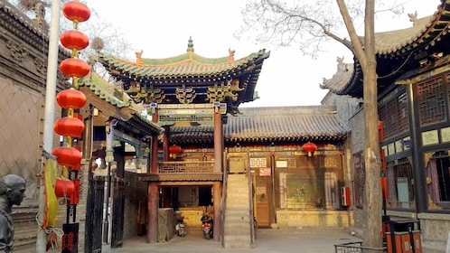Chinese architecture in China