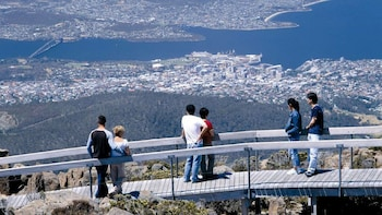 Mount Wellington with MONA Admission & Ferry by Gray Line