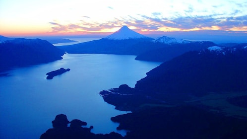 Andean Lakes in Argentina