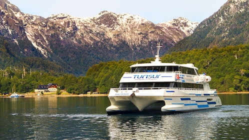 Andean Lakes Crossing from Argentina to Chile tour