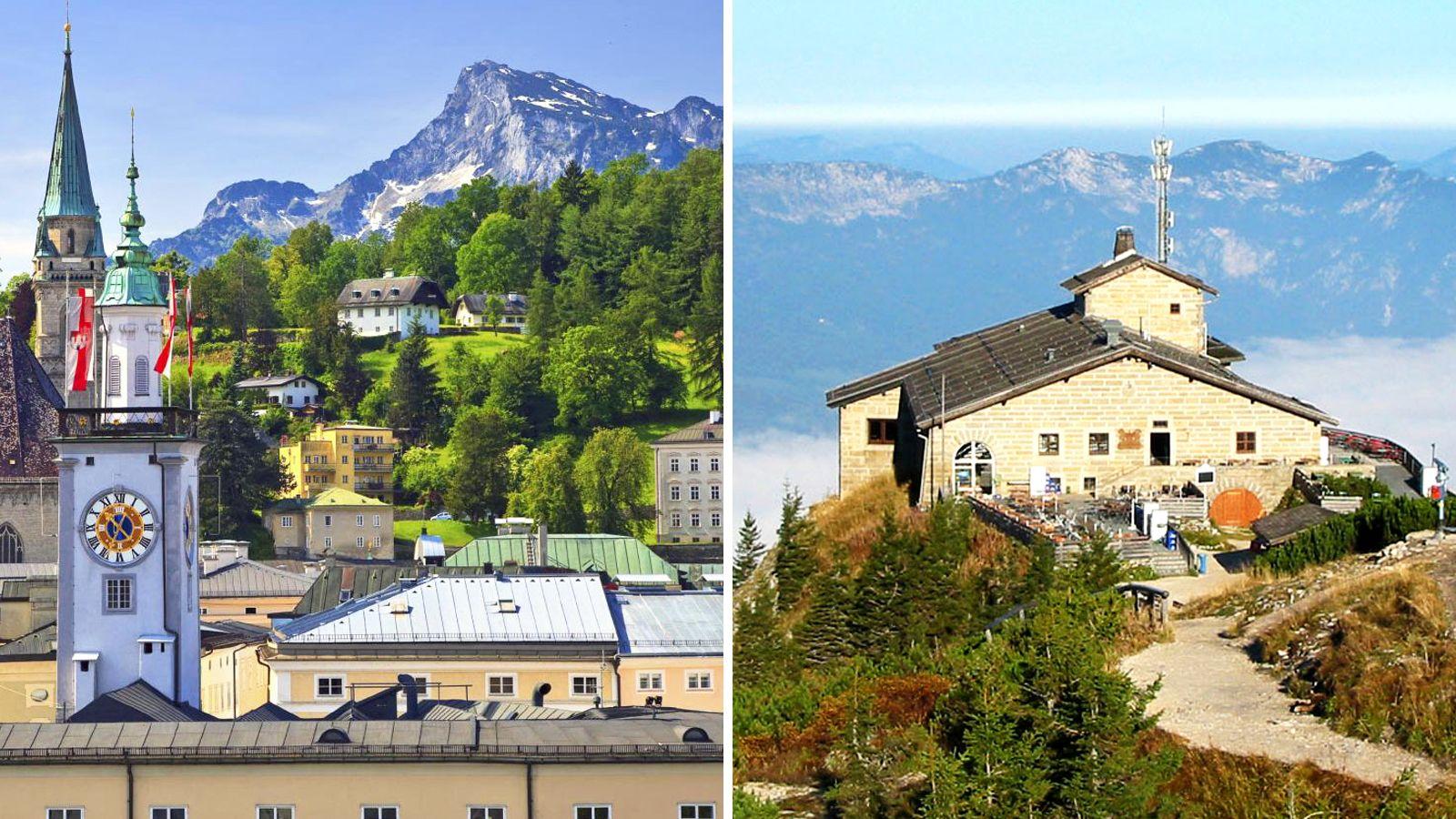Combo 2-Day Tour: Salzburg, Berchtesgaden & Eagle's Nest