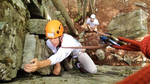 Private Stryker Rock Climbing in Billings, MT