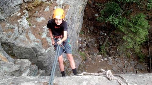 Stryker Rock Climbing activity in Billings, MT