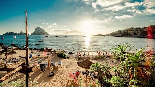 Beach on the Island of Ibiza