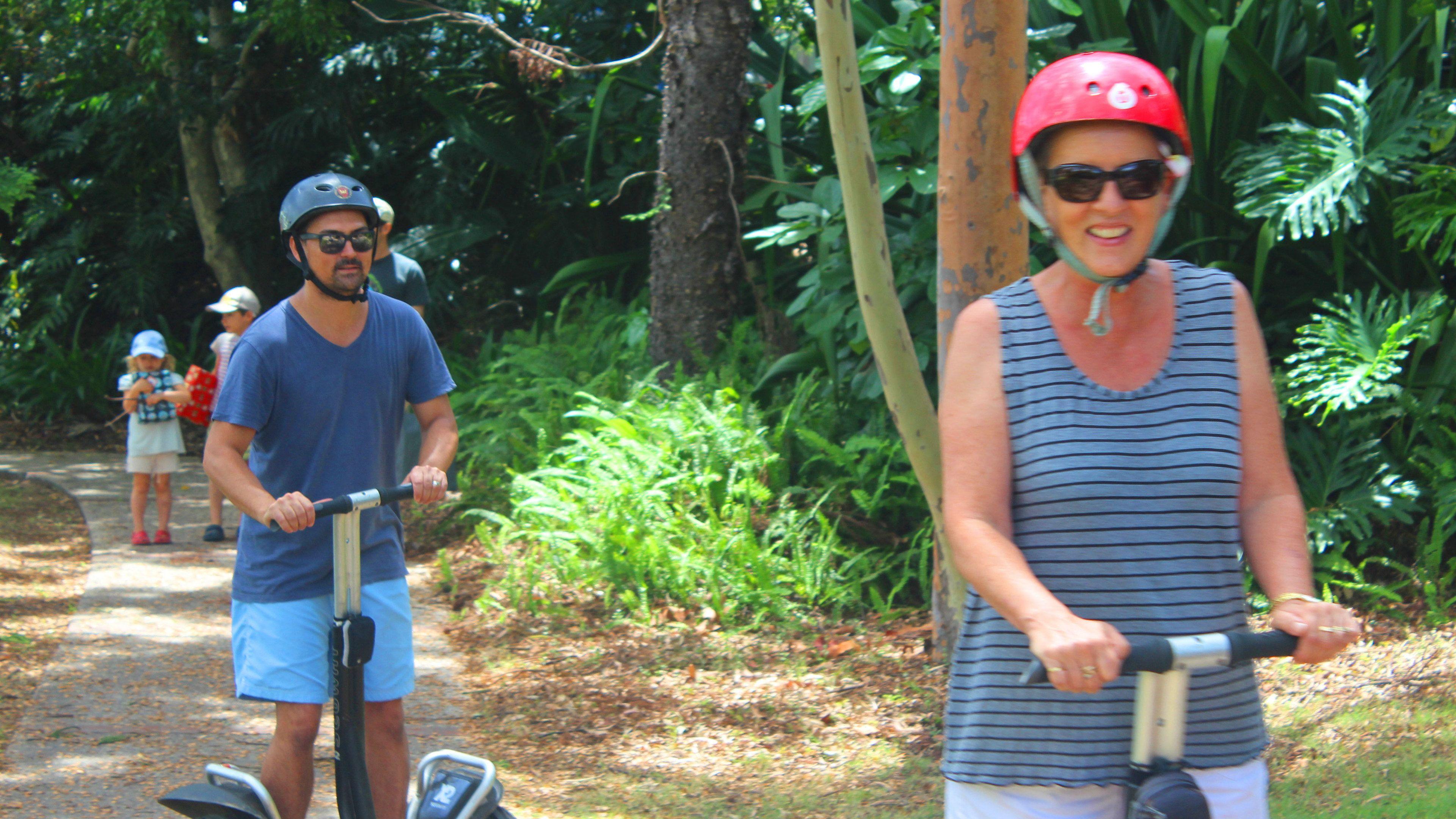 Segway tour or Queensland