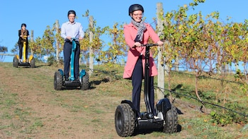 Segway Vineyard Adventure at Cleveland Winery in Lancefield
