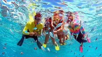 Piti Bay Marine Preserve Snorkeling Tour