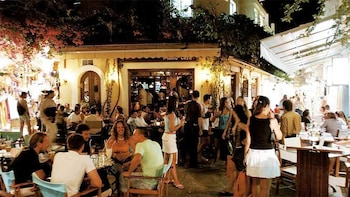 Kos by night : Transfer to the Old Town of Kos by Night