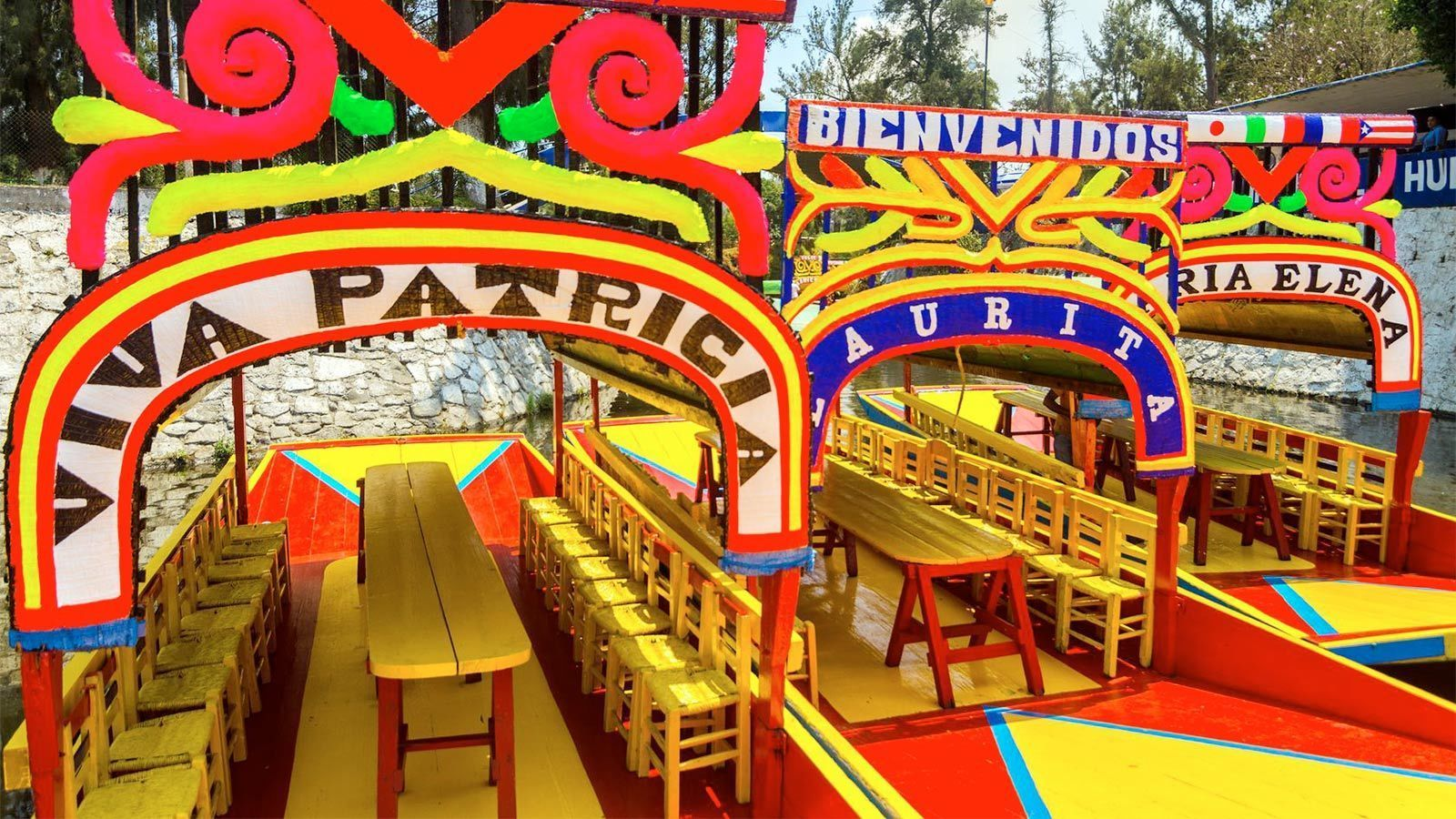 Private Tour to Xochimilco Canals, Coyoacan & Frida Kahlo Museum