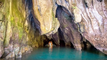 Private Full-Day Tour to Puerto Princesa Subterranean River with Lunch