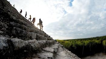 Full-Day Guided Tour to Coba & Maya Village
