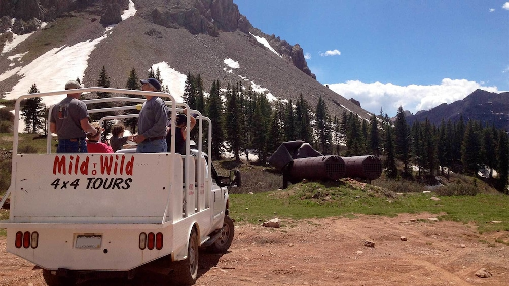Show item 2 of 5. Jeep Tours near Durango and Cortez CO