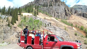 Guided Off-Road Sightseeing Tour in Silverton