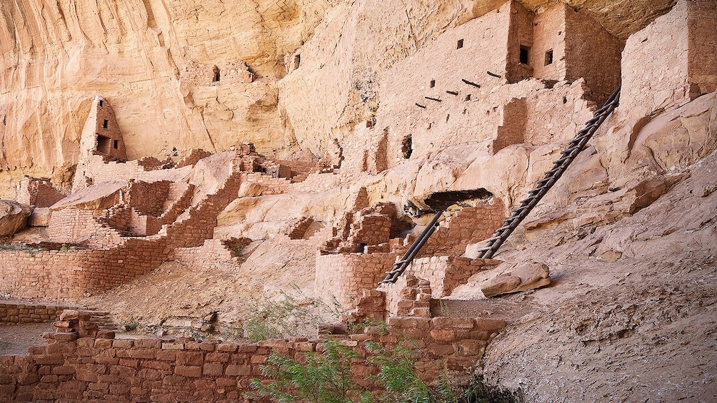 Show item 3 of 3. Mesa Verde National Park in Colorado