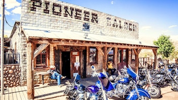 Historic Goodsprings Tour with Lunch at Ghost Town Cafe