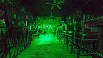 Late Night Ghost-Hunting Tour at the Historic Pioneer Saloon