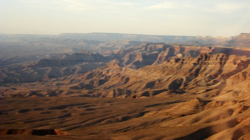 Scenic views of the Grand Canyon & Mojave Desert