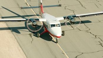 Express Grand Canyon Aeroplane Tour with Optional Hoover Dam Interior Tour