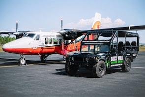 Visita en avioneta al borde sur del Gran Cañón con hummer opcional