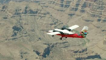 Grand Canyon Airplane & Colorado River Raft Tour