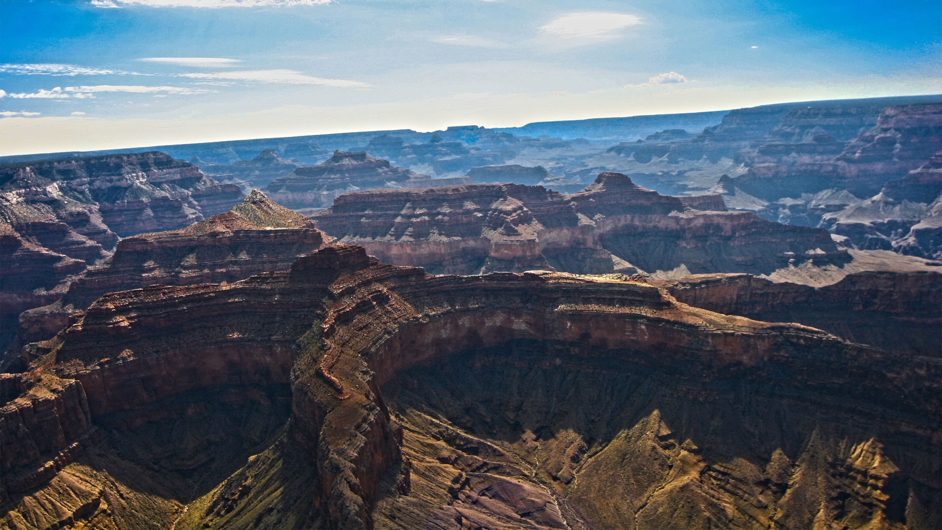 Grand Canyon South Rim Tour with Optional Helicopter Flight