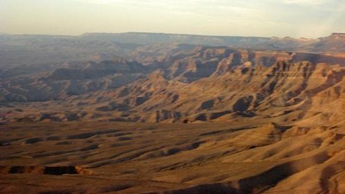 Desert terrain in Nevada
