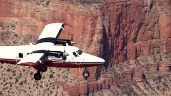 Grand Canyon West Aeroplane Air Tour with Optional Hoover Dam VIP Tour