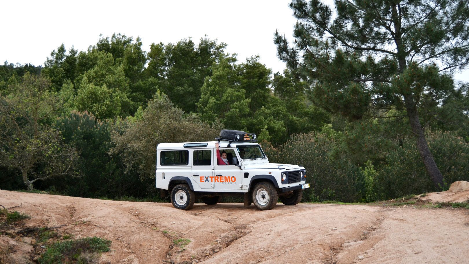 Extremo tour jeep in Sintra