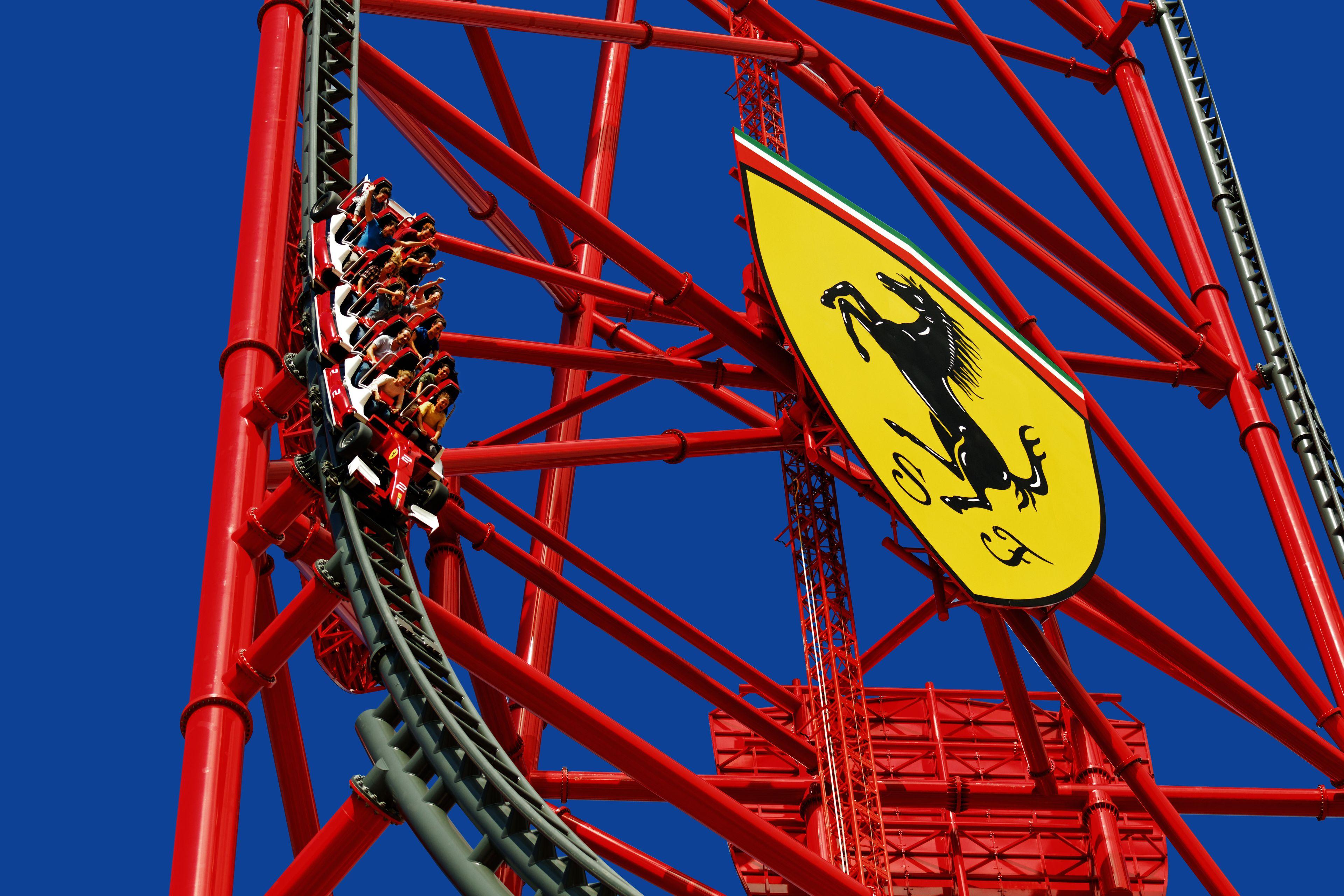 PortAventura, Ferrari Land & Caribe Aquatic Park Multi-Day Admission