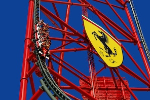 PortAventura, Ferrari Land & Caribe Aquatic Park Multi-Day Admission