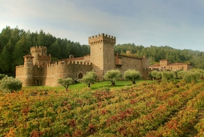 Napa And Sonoma Combo Wine Tour with Castello Di Amorosa