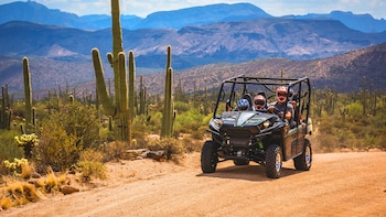 Guided ATV or UTV Tour of the Sonoran Desert