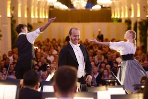 Danube River Cruise with Concert & 3-Course Dinner at Schönbrunn